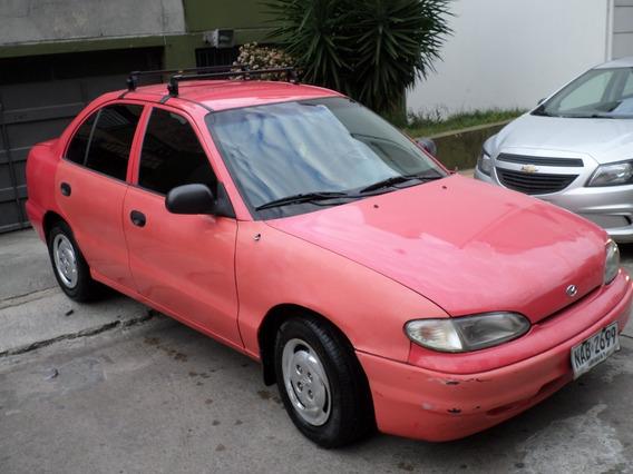 Hyundai Accent 1.5 Gls Full 1995