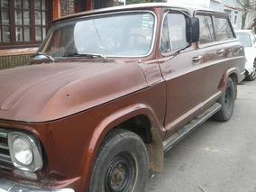 Chevrolet Veraneiro Año 76