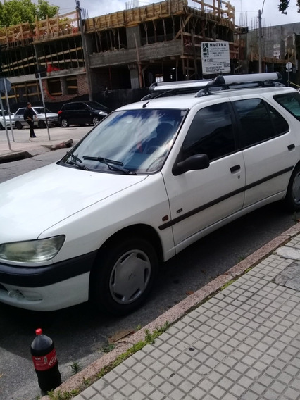 Peugeot 306 Xn Break 1.4 Nafta