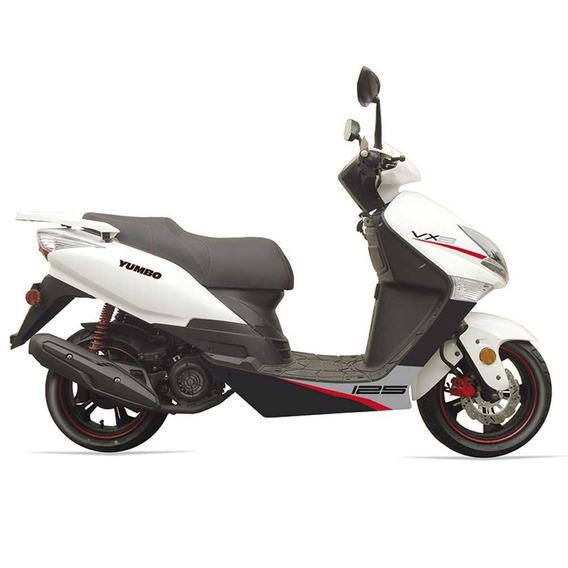 Motos Moto Nueva 0km Yumbo Vx 3 Con Casco - Fama