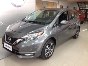 Nissan Note Advance 2017 0km