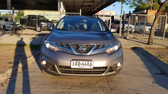 Nissan Murano Le Awd At Aa Qc Piel 4x4 Cvt 2012