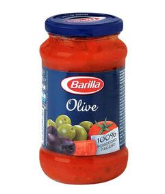 Salsa Barilla Para Pasta Olive 400gr