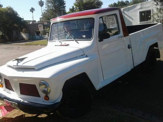 Ford Pick Up Willy F75