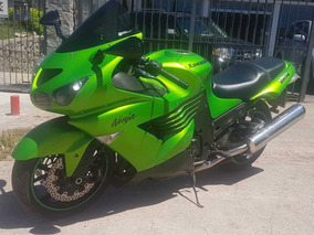 1400 Cc- Kawasaki Zx1400- Hermosa, Lo Mejor Para Ruta!!!