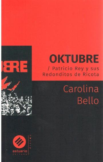 Libro: Oktubre - Carolina Bello