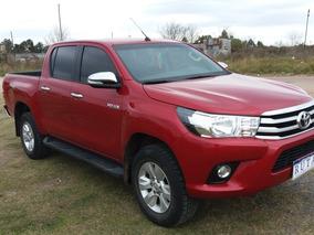 Toyota Hilux Srv 4x2 Nafta