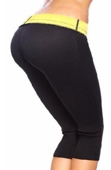 Calzas Pantalón Neotex Reductora Sudadera Tipo Hot Shapers