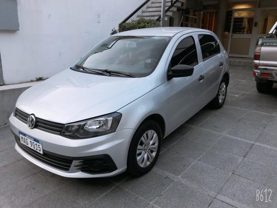 Volkswagen Gol Gp 2018 Nuevo ,solo Contado