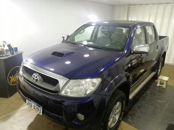 Toyota Hilux 3.0 Cd Srv Tdi 171cv 4x4 2011