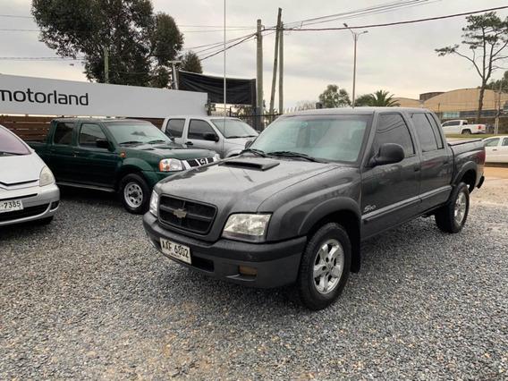 Chevrolet S10 2.8 4x2 Td 2005 Nueva!! Pto/financio 48 Cuotas