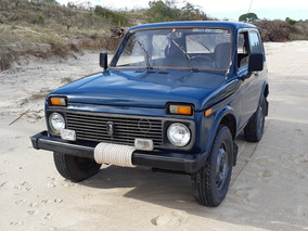 Lada Niva 4x4 Jeep Niva 4x4