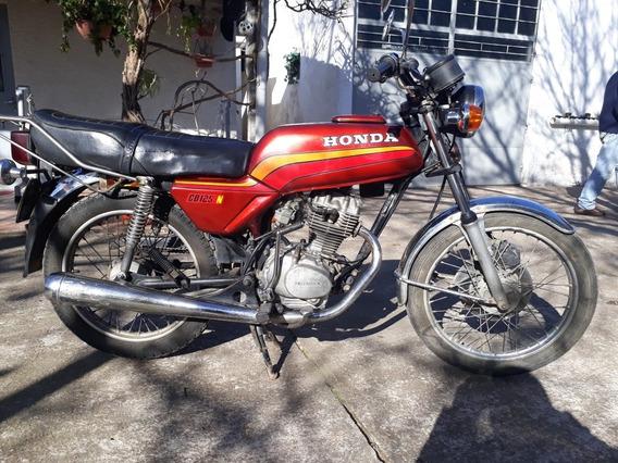 Honda Cb125n