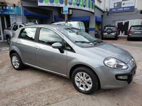 Fiat Punto Attractive Año 2013 1.4 Nuevo ! Financio Permuto