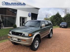 Mitsubishi Nativa V6 Full 2000 Excelente Estado - Barriola