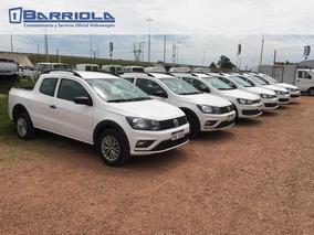 Volkswagen Saveiro Trendline 2018 Excelente - Barriola