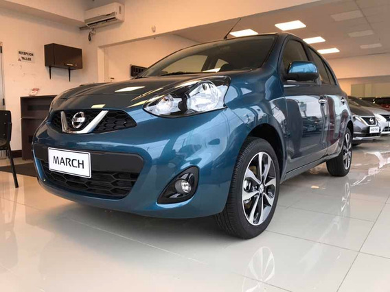 Nissan March Extra Full T/m 2019 Entrega Inmediata