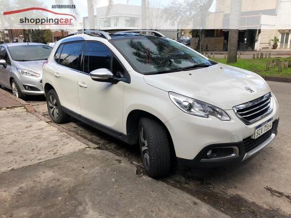 Peugeot 2008 1.6 Turbo U$s 21990