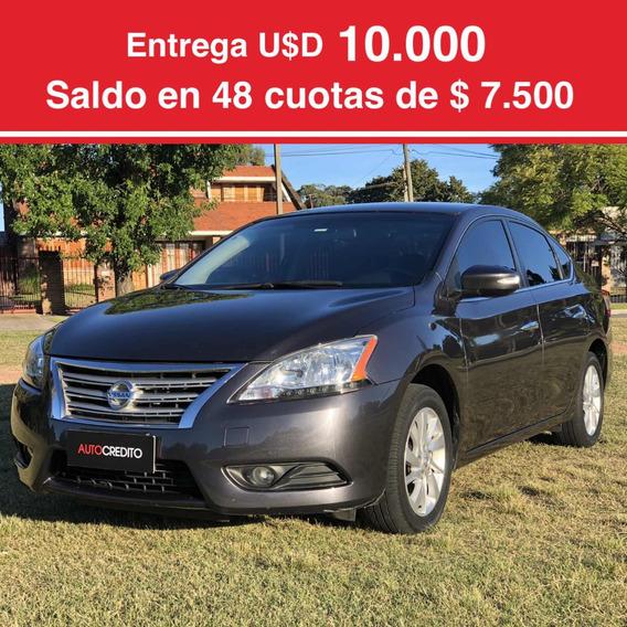 Nissan Sentra B17 Financio Permuto