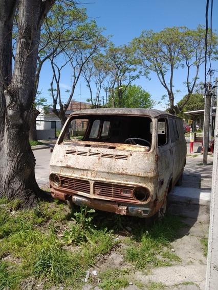 Chevrolet Chevy Van Chevy Van Año 1969