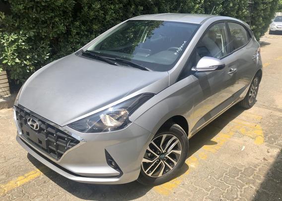 Hyundai Newhb20 Premium Plata Ent Inme - Lagomar Automovile