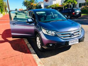 Honda Crv 2014 4x4 Certificado Honda Uruguay