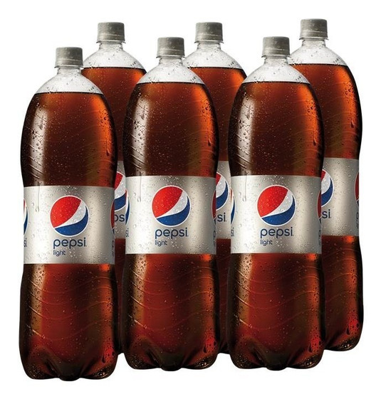 Refresco Pepsi Light 2.5 Lts Pack X6