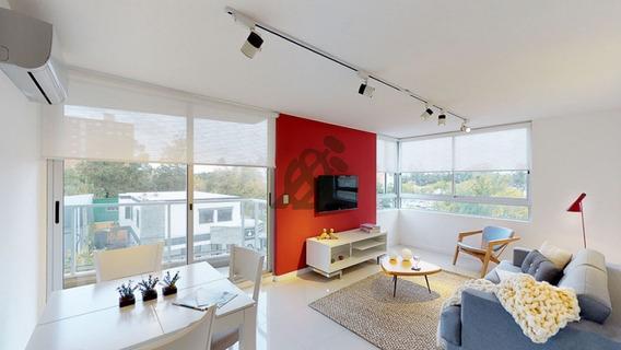 Alquiler Anual, 2 Dormitorios, Muy Luminoso.-ref:4039