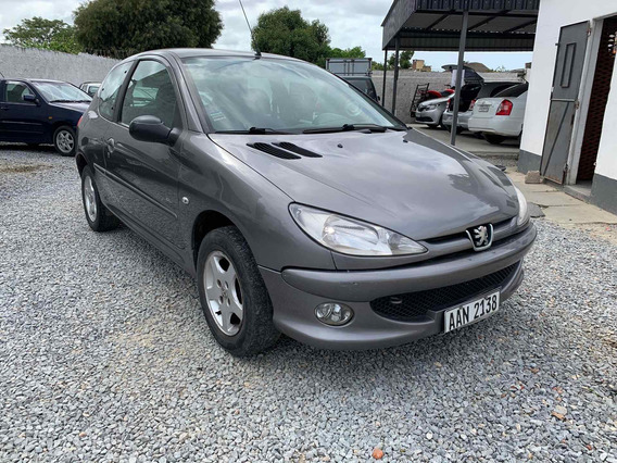 Peugeot 206 1.4 Xr 2000 Nuevo , 4000 Y Cuotas! Pto