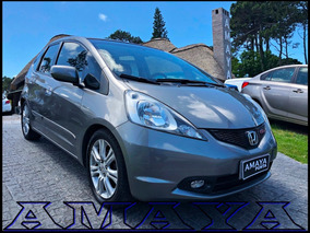 Honda Fit 1.4 2009 Lx-l Mt Amaya
