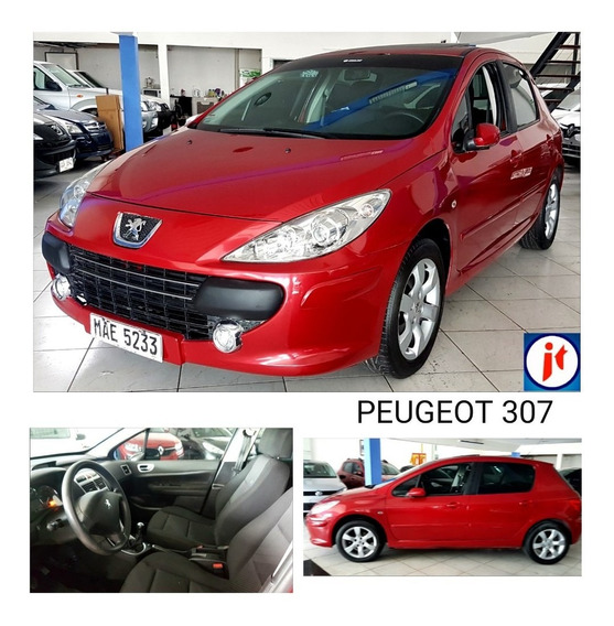 Peugeot 307 Unico Dueño Impecable Estado