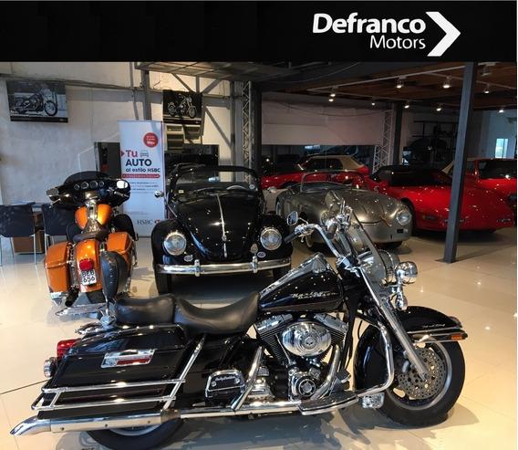Harley Davidson Road King Permuto Financio Defranco Motors