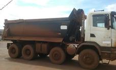 Scania 8x4 G440 2013 Completíssima Revisada E Com Garantia