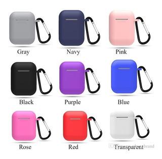 Protector Auriculares Guardar Mini Estuche AirPods Apple ®