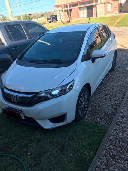 Honda Fit Automático 2015