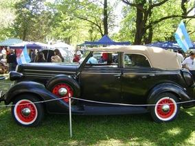 Dodge Premium D2 Of 1936 Sedan Convertible