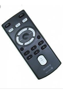 Control Sony Autoradio Nuevo Sin Uso