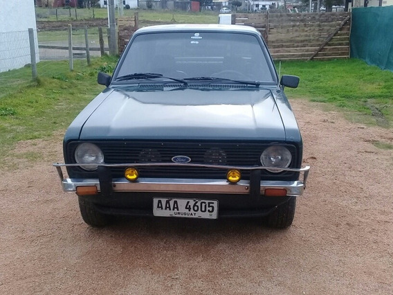 Ford Escort 1.6 Gl 1980