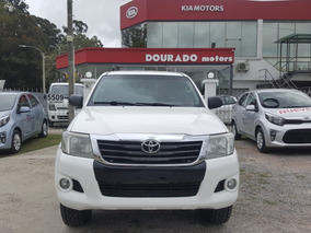 Toyota Hilux 4x2 Impecable !!!