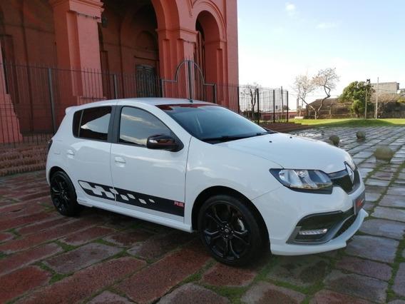 Renault Sandero 2.0 Rs En Garantia! Gl Motors Financiacion