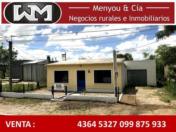 Vende Casa Trinidad Flores 2 Dormitorios Inmobiliaria Menyou