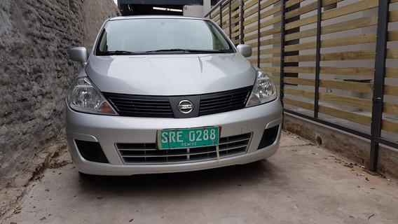 Nissan Tiida, Chapa Remise