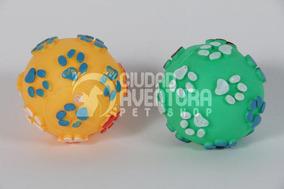 Juguete Para Perro Pelota Con Patitas 9,5 Cm
