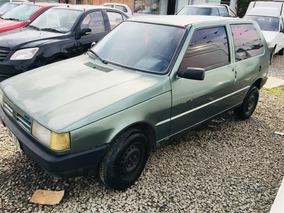 Fiat Uno 1.r Diesel Aerocar Retira Con 2000 Y Cuotas