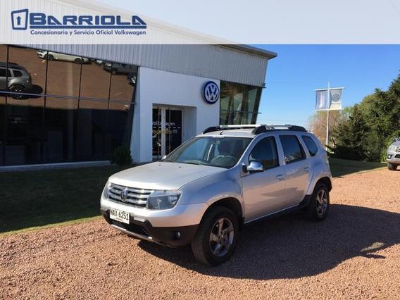 Renault Duster Rural 4x4 2012 Excelente Estado - Barriola