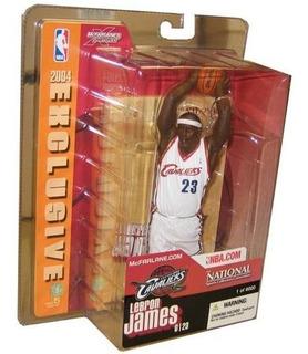 Figura De Accion De Mcfarlane Nba Basketball Lebron James (e
