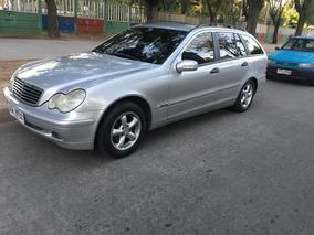 Mercedes-benz Clase C C180 W203k