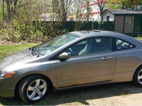 Honda Civic 1.8 Ex Coupê