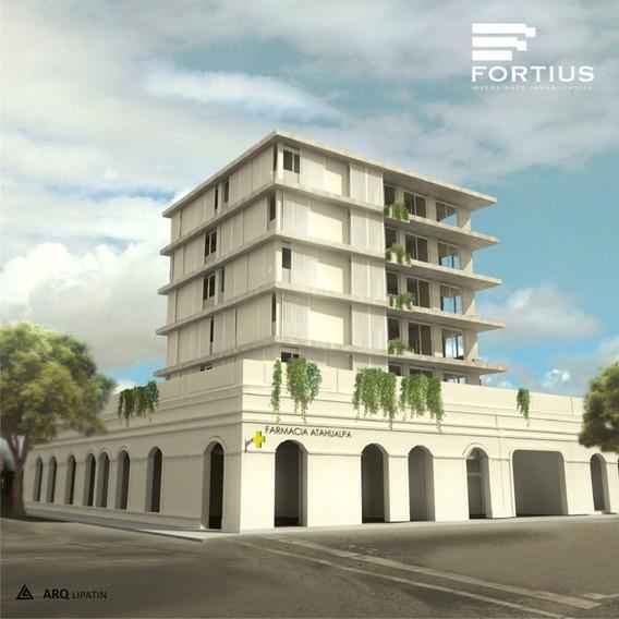 Edificio Atahualpa - Lanzamiento En Construcción