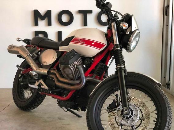 Moto Guzzi V7ii Stornello, Tasa 0% Bbva